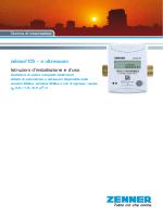 Istruzioni di montaggio zelsius C5-IUF a ultrasuoni