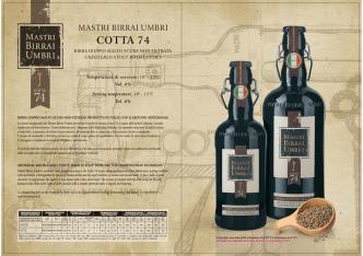 COTTA 74 - Mastri Birrai Umbri