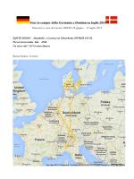 Tour in camper della Germania e Danimarca luglio