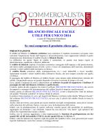 Presentazione Software - Il Commercialista Telematico
