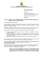 Regole per la presentazione di domande edilizie telematiche