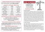 23 Novembre 2014 - Parrocchia di Maerne