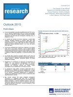 Outlook 2015 - AXA IM IT - AXA Investment Managers