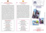 I viaggi di S.S. Francesco nel mondo anno 2013