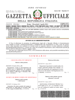 Gazzetta Ufficiale – 2 aprile 2014: nuovi parametri