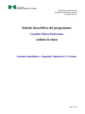 Def_Scheda descrittiva di programmi riusabili da inviare a