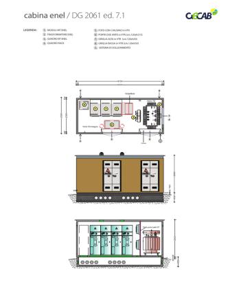 cabina enel / DG 2061 ed. 7.1