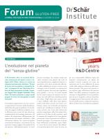 dr. schär institute forum 01_2014
