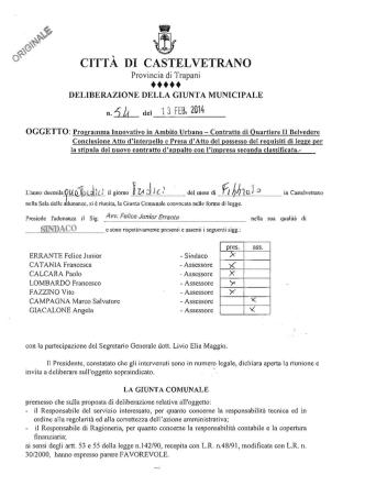 Città di Castelvetrano Selinunte