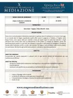 NOME E SEDE DEL WORKSHOP N. ORE DATA Lingue, traduzioni