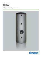 Bollitore sanitario - Tap water boiler