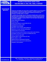 DUO BOX MOD. P / PSA / PSL / PSAL / P EXPORT