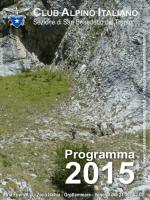 Programma Cai2015NewOkWeb - Cai San Benedetto del Tronto