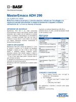 MasterEmaco ADH 290