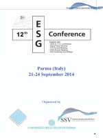 RSSV 1 2014 Terza Parte - Eco