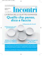 Incontri n. 53_Layout 1 - Rotary Club Firenze Sud