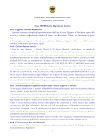Regolamento didattico 2014-2015