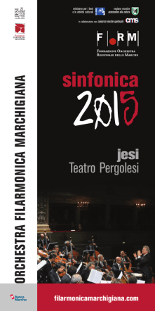 Dep JESI 2014-2015_def - Orchestra Filarmonica Marchigiana