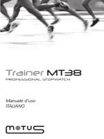 Motus Trainer MT38 - Digi