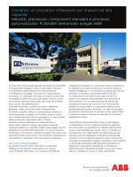 Cemento: un innovativo infilasacchi per impianti ad alta