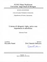 Documento PDF - AMS Tesi di Laurea