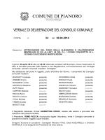 34 del 30.04.2014 - Comune di Pianoro