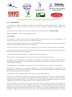 REGOLAMENTO VALLE MAIRA SKY MARATHON 2014