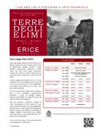 TerraDegliElimi-programma-2014