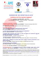 locandina convegno AMI LECCE 07.11.14