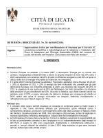 DIPARTIMENTO:SERVIZI SOCIALI E CULTURALI