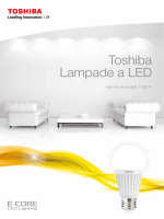 Toshiba Lampade a LED