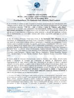 comunicato stampa - Comune di Palermo