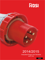 Industrial Plugs and Sockets