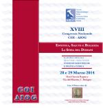 XVIII Congresso Nazionale COI-AIOG