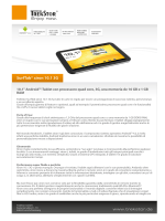 SurfTab® xiron 10.1 3G