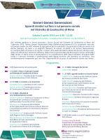 INVITO convegno GGG - Comune di Reggio Emilia