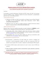 guida AISE-ASC 2014-2015