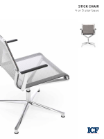 stick chair - MP Collections