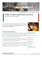 FINE FOOD AUSTRALIA 2015