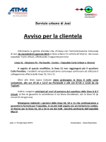 Jesi - Nuovi Collegamenti Ospedale Carlo Urbani
