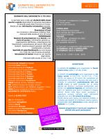 programma 2015 treviso