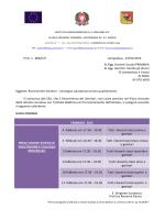 Ricevimenti primaria 23.01.15 - Istituto Omnicomprensivo Luigi