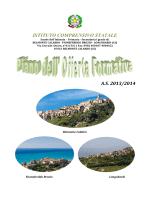 POF 2013/2014 - ISTITUTO COMPRENSIVO STATALE