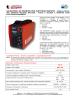saldatrice ad inverter per elettrodi rivestiti – manual metal