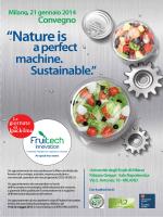 """""""Nature is - FreshPlaza"""