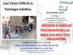 Infezione di tasca di Pace – maker da MRSA con MIC