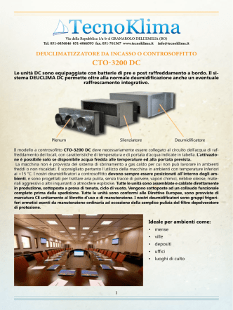 CTO-3200 DC