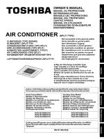 AIR CONDITIONER (SPLIT TYPE)