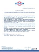 C.S. Valvitalia acquisizione Silvani ita
