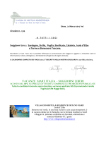 VACANZE MARE ITALIA – SOGGIORNI LIBERI